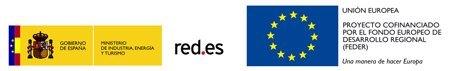 Proyecto Cofinanciado por el Fondo Europeo de Desarrollo Regional (FEDER)