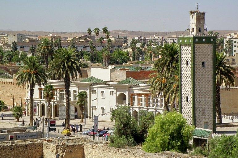 Medina de Oujda, excursión desde Saidia