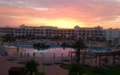Verano en Saidia, videos en el hotel Iberostar