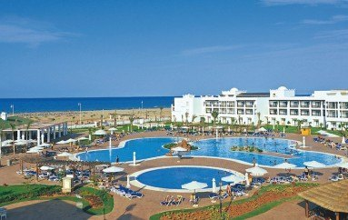 Mejoras en el hotel Iberostar Saidia ´15