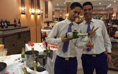 Champagne en el Iberostar Saidia