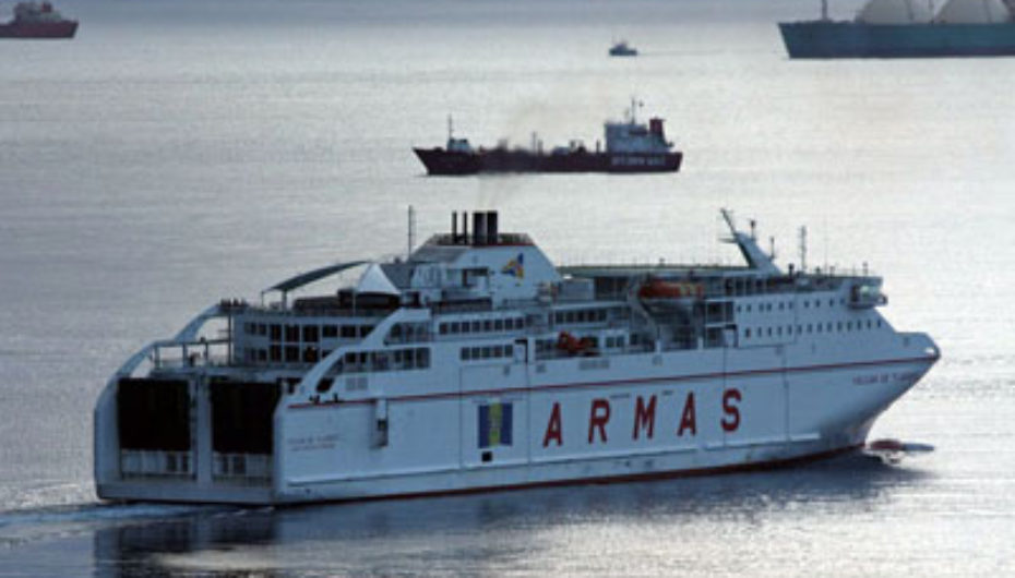 Oferta Grupos: almuerzo incluido con ARMAS a Melilla