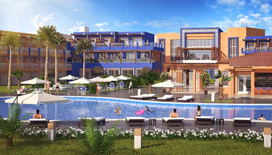 Apertura en junio de los 2 nuevos hoteles Melia en Saidia