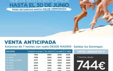 Saidia en avión desde Madrid OFERTA venta anticipada