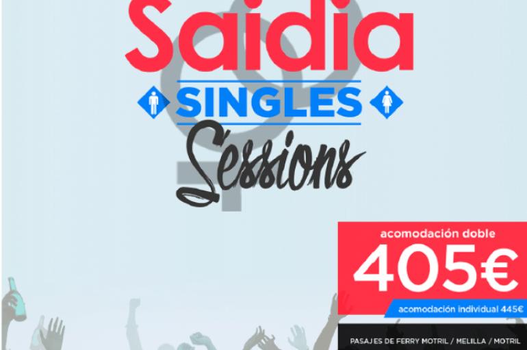 Como me apunto al Saidia Singles Septiembre Sessions?