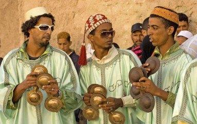 Música tradicional marroquí