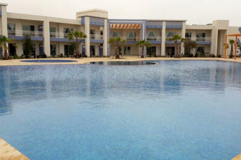Visitando los nuevos hoteles Melia Saidia 5*****TI