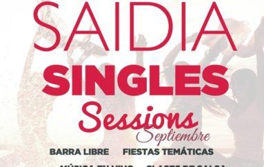 Septiembre 2017 – ASÍ SERA SAIDIA SINGLES ´17