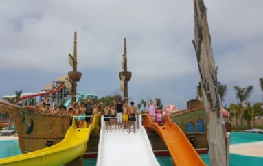 Excursion al parque acuático Alpamare desde Melilla
