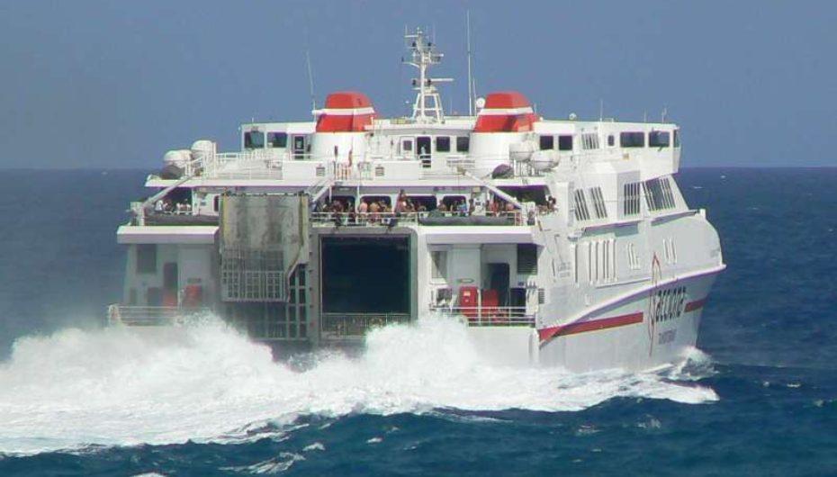 Ferry especial para tus vacaciones a Saidia desde MALAGA