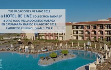 Las vacaciones 5* de tu familia en BELIVE Collection  Saidia verano´19
